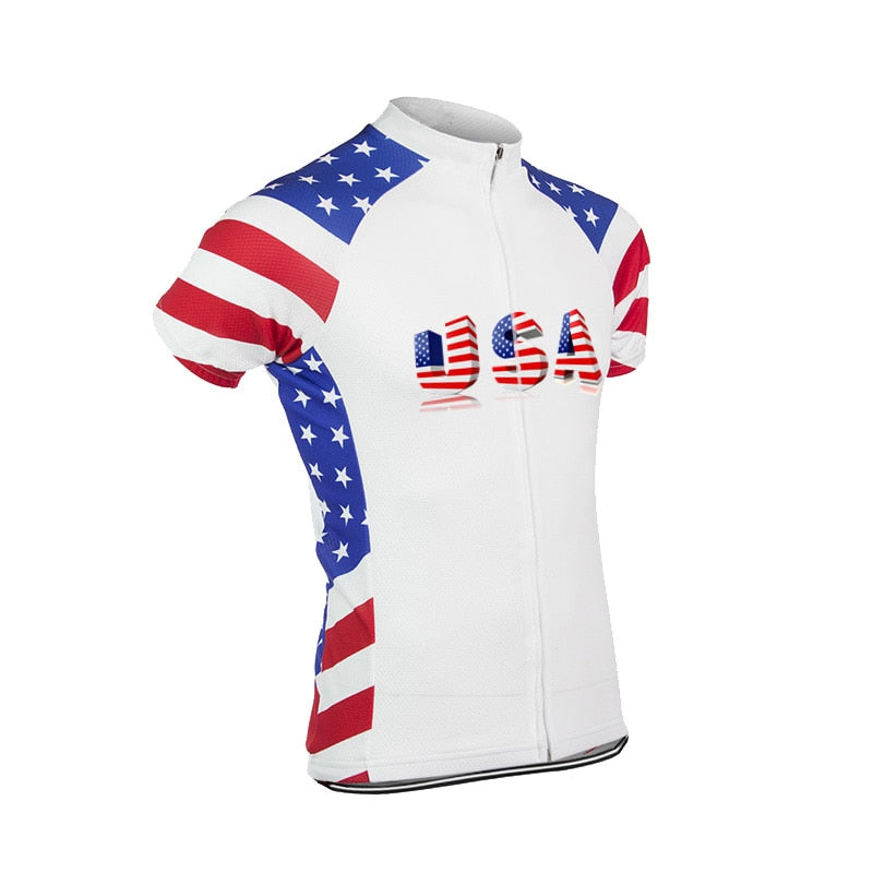 3D USA Cycling Jersey
