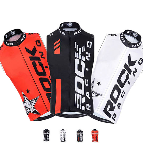 Sleeveless Road Bike Maillot