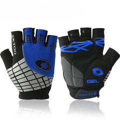 Cycling Gloves With Gel Pad