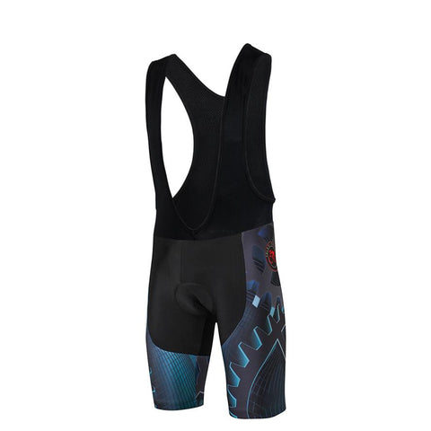 Mechanical Shockproof Bib Shorts