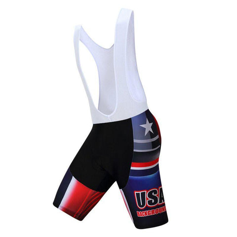 USA Breathable Bib Shorts