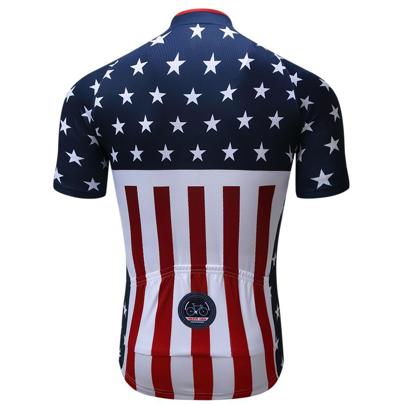 Stunning USA Cycling Jersey – The Cycling Fever 773b8a036