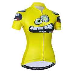 Green Eyes Cycling Jersey for Women