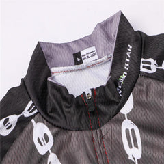 Chained Skull Cycling Jersey