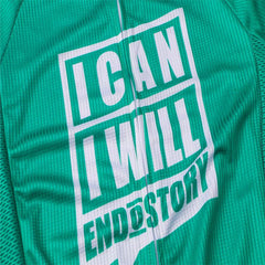 I Can I Will Cycling Jersey