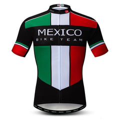 Mexico Team Cycling Jersey