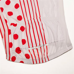 Red Circle Cycling Jersey
