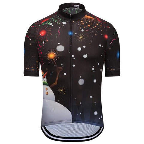 Snowman Cycling Jersey