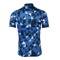 Blue Stylish Cycling Jersey - The Cycling Fever - 2