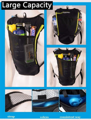 Ultralight 5L Cycling Backpack - The Cycling Fever - 11
