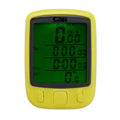 Multifunction Digital LCD Cycling Computer Odometer Speedometer - The Cycling Fever - 4