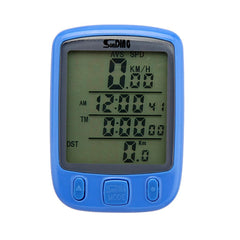 Multifunction Digital LCD Cycling Computer Odometer Speedometer - The Cycling Fever - 5