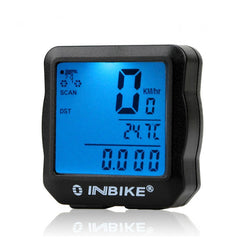 Waterproof Digital Backlight Bicycle Computer Odometer Speedometer - The Cycling Fever - 1