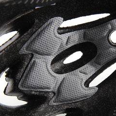 Black and Red Cycling Helmet - The Cycling Fever - 5