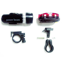 Front and Back Bicycle LED Lights - The Cycling Fever - 2