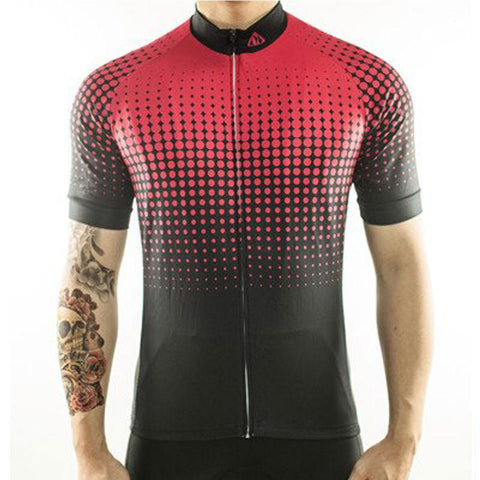 Colorful Cycling Jersey
