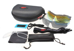 Professional Polarized Cycling Sunglasses With Sports Strap - The Cycling Fever - 2
