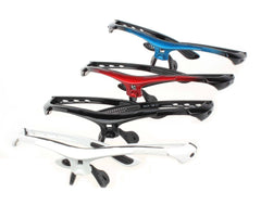 Professional Polarized Cycling Sunglasses With Sports Strap - The Cycling Fever - 3