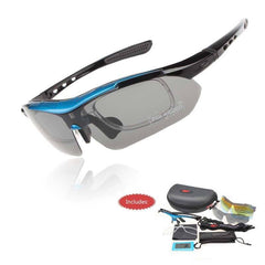 Professional Polarized Cycling Sunglasses With Sports Strap - The Cycling Fever - 7