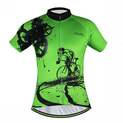 Best Selling Cycling Jersey Yellow / Green / White / Red - The Cycling Fever - 3