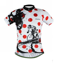 Best Selling Cycling Jersey Yellow / Green / White / Red - The Cycling Fever - 5