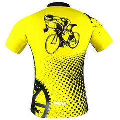 Best Selling Cycling Jersey Yellow / Green / White / Red - The Cycling Fever - 7