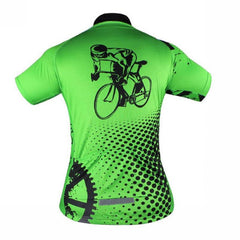 Best Selling Cycling Jersey Yellow / Green / White / Red - The Cycling Fever - 8