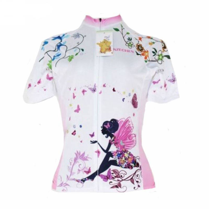 Cute Cycling Jersey for Women - The Cycling Fever - 1
