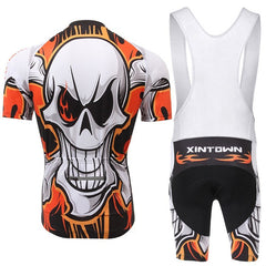 Flame Skull Cycling - The Cycling Fever - 2
