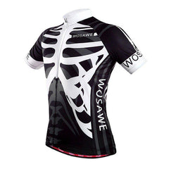 Skeleton Quick Dry Cycling Jersey - The Cycling Fever - 2
