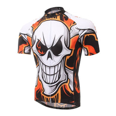 Skull Cycling Jerseys - The Cycling Fever - 2