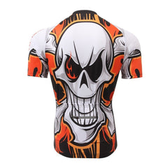 Skull Cycling Jerseys - The Cycling Fever - 5