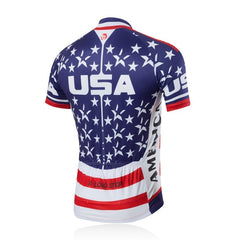 USA Cycling Jersey - The Cycling Fever - 2