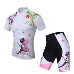 Women's Cycling Wear Set - The Cycling Fever - 1