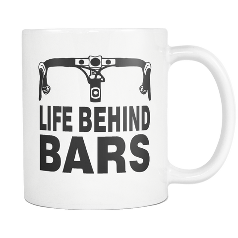 Life Behind Bars Mug