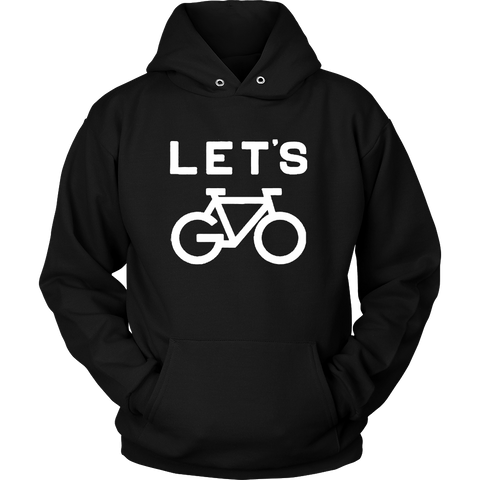 Let's Go Cycling Hoodie