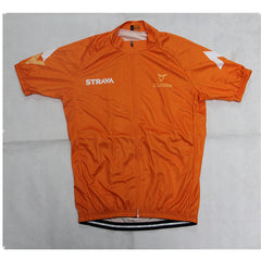 Yellow & Orange Cycling Jerseys + Shorts - The Cycling Fever - 8