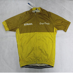 Yellow & Orange Cycling Jerseys + Shorts - The Cycling Fever - 9