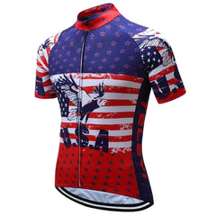 USA American Cycling Jersey