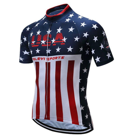 USA Cycling Jerseys