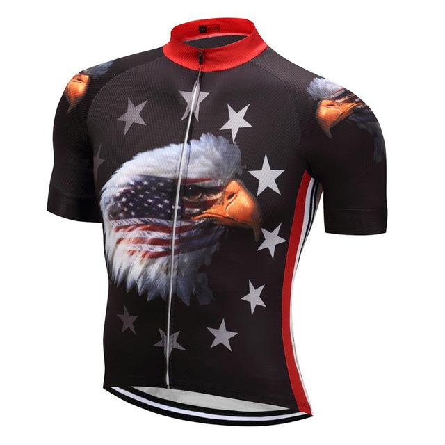 Bald Eagle USA Cycling Jersey