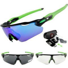 Lens Polarized Cycling Sunglasses