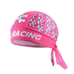 Pirate Cycling Head Scarf for Women