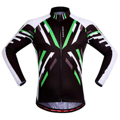 Roundabout Long Sleeve Cycling Jersey