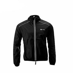 Long Sleeve Black Rock Cycling Jacket