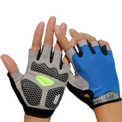 Cycling Gloves with Gel Pad 3D Anti-Slip
