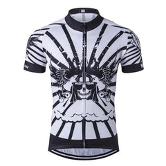 Finger Skull Cycling Jersey