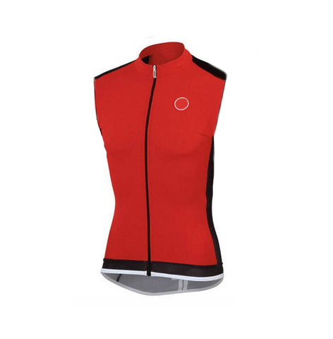 Cool Sleeveless Cycling Jersey