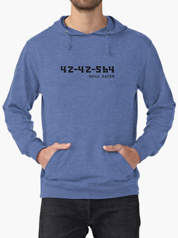 SOUL EATER Lightweight Hoodies
