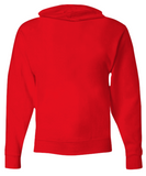 Red Fairy Tail Anime Zipped Hoodie